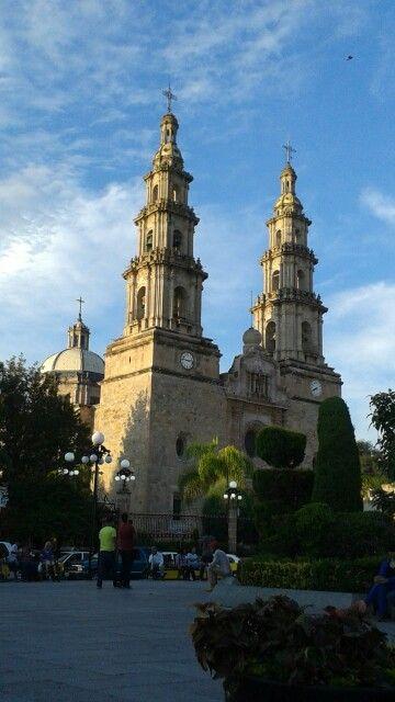 Templo en encarnación de Diaz , Jalisco (La Chona)