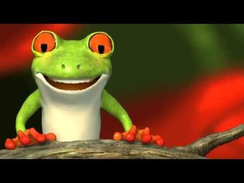 Comptines de la grenouille 1 # Bon anniversaire