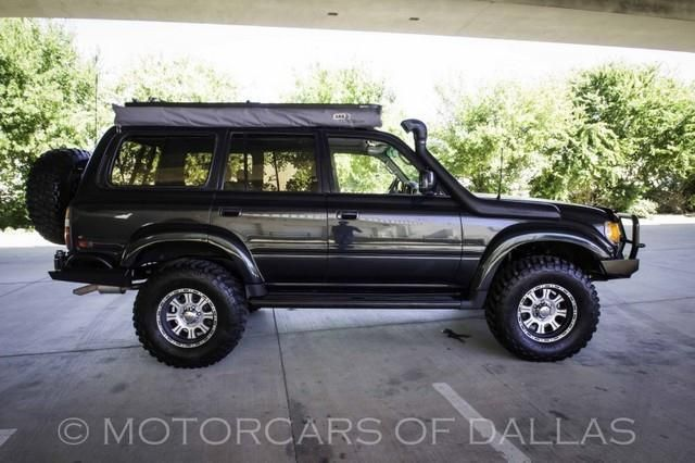 Motorcars Of Dallas >> 1997 Toyota Land Cruiser | Carrollton, TX | Motorcars of Dallas | Automocoche | Pinterest | Land ...