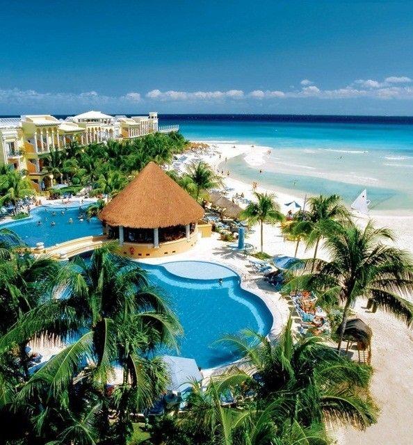 Gran Porto Real Resort and Spa Playa del Carmen - All-Inclusive 10-2015