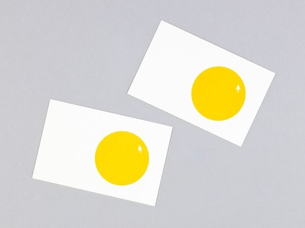 The Yolk Business Cards - By The Click