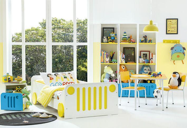 Tok&Stok Quarto infantil Utilize acessórios e móveis  ~ Quarto Pequeno Principe Tok Stok