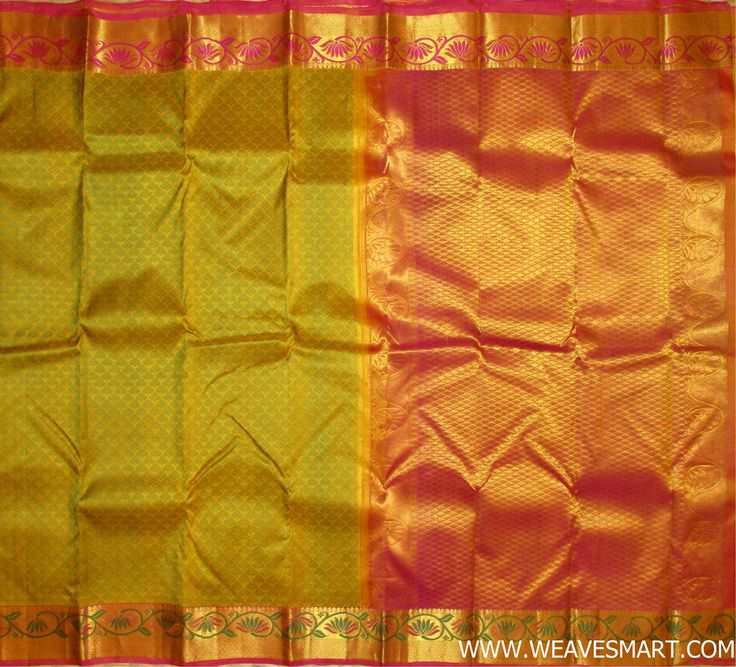 Kanchipuram Silk Saree - KAN0102