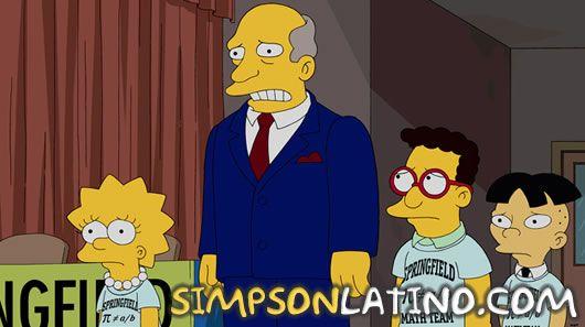 Ver Los Simpson 26x22 - Mathlete's Feat - Subtitulado