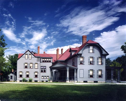 President Garfield's Residence · Mentor, Ohio ·
