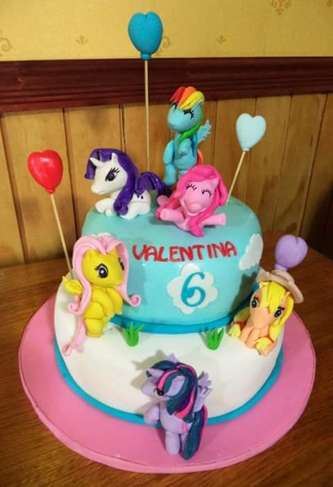 (1) Volovan Productos (@VolovanProducto) | Twitter #MyLittlePony #fondant #cake by Volován Productos #instacake #Chile #puq #VolovanProductos #Cakes