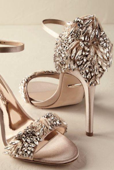 17 best ideas about Wedding Shoes on Pinterest | Bridal shoes ...