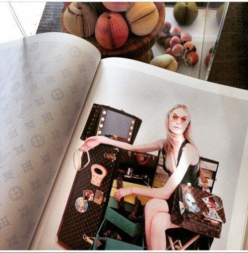 The Louis Vuitton Book