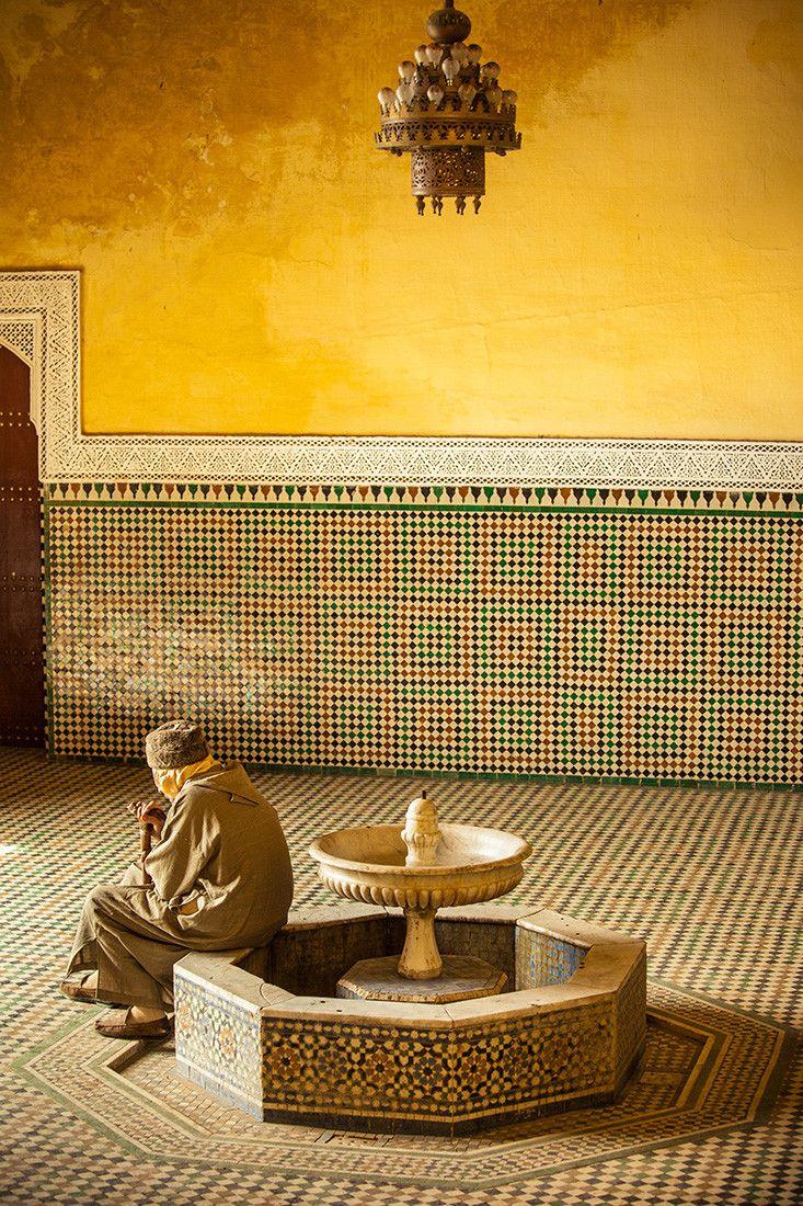 Scenes of Meknes, Morocco