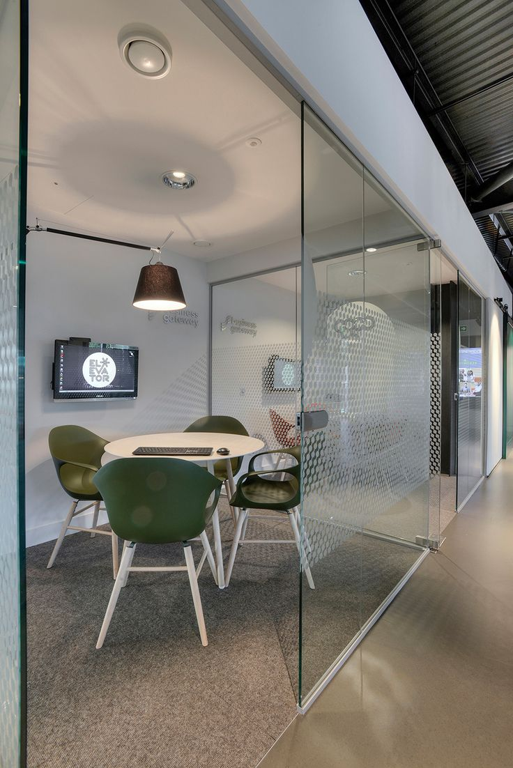 Elevator Aberdeen | visual brand and workplace interior design