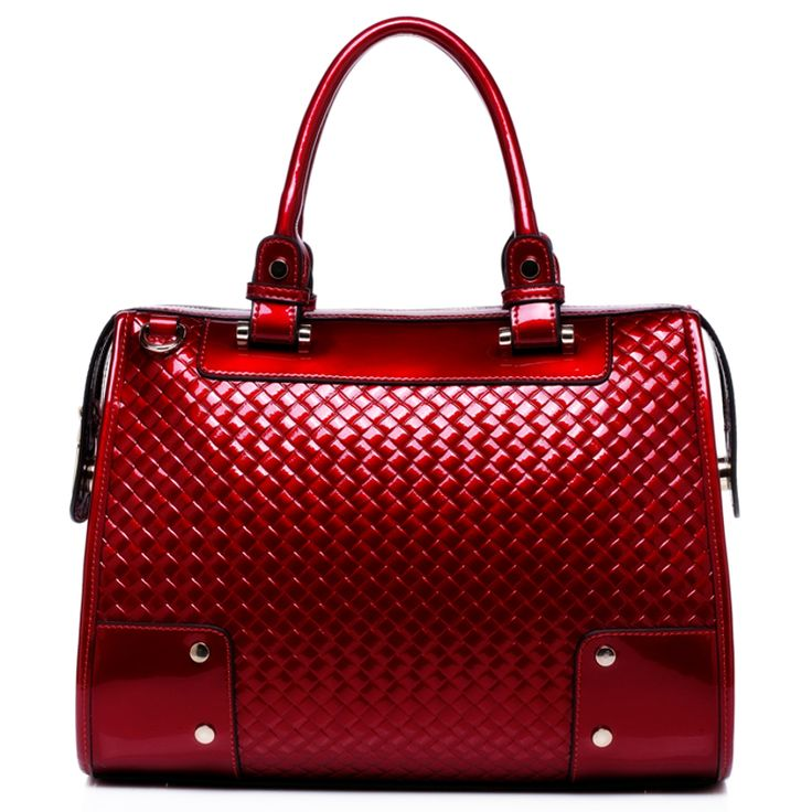 Genuine Baggage - Lux Haide Molly Red  Italian Leather Handbag, $349.00 (http://www.genuinebaggage.com.au/lux-haide-molly-red-italian-leather-handbag/)