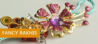 Send Rakhi - India, USA, UK: Send rakhi to India and avail great discounts