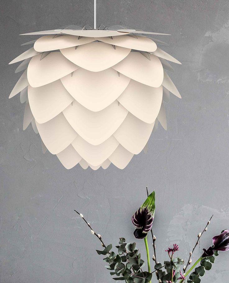 Med sine karakteristiske geometriske blader av aluminium har Aluvia en særegen stil, samtidig som den veier lite og tåler mye.