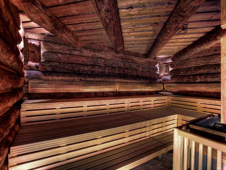sauna log cabin - Sök på Google