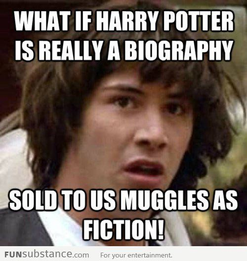 Harry Potter Conspiracy