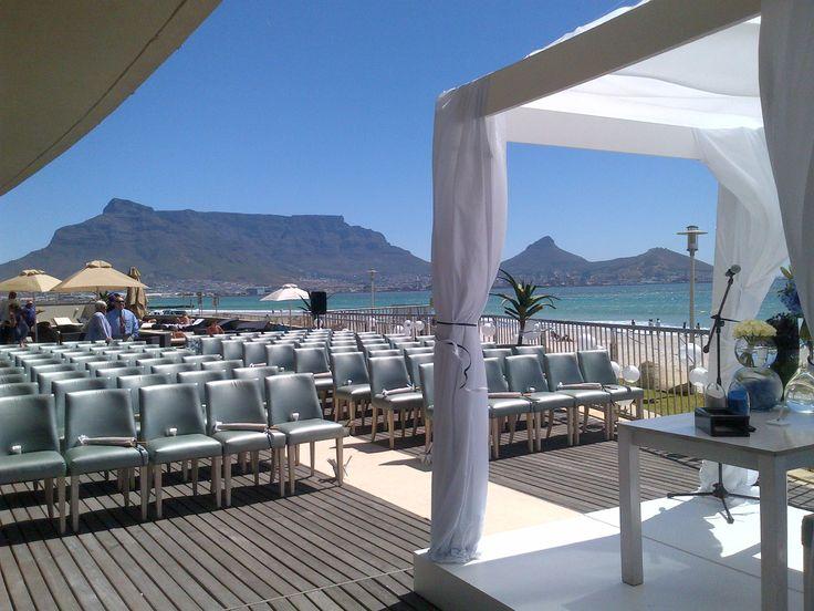 Beach Weddings at Lagoon Beach Hotel - Cape Town