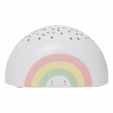 Rainbow Projector Starry Light