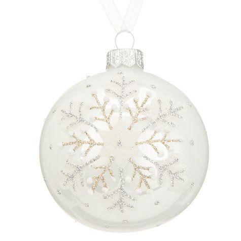 80 best christmas decor images on pinterest christmas John lewis christmas ornaments