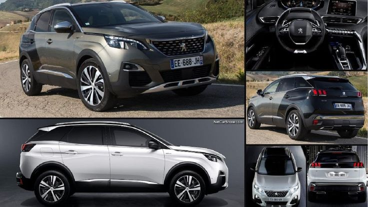 2017 Peugeot 3008 SUV Review - Don't Buy Before Watching This Video