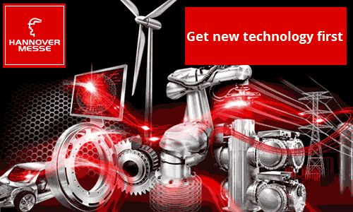 #HANNOVER MESSE 2014 - 7/11 April Get new #technology_first for #Energy & #Environmental_Engineering