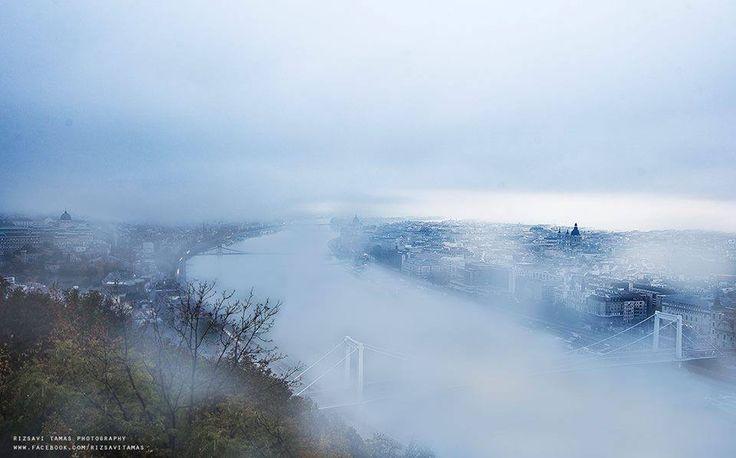 Ködös Budapest