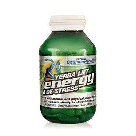 Yerba-Lift Energy & De-Stress from #Pro-ma #systems #Energy #Yearba-Lift #tablets #health
