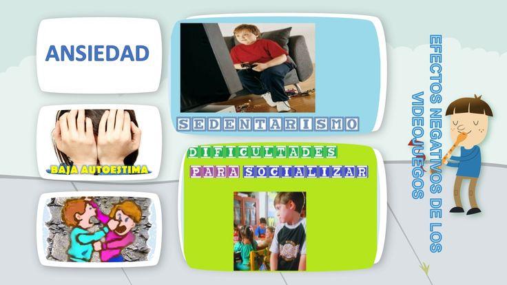 Niños que usan videojuegos solo una hora al día socializan