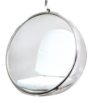 ero aarnio hanging bubble chair u0026 indoor or outdoor stand