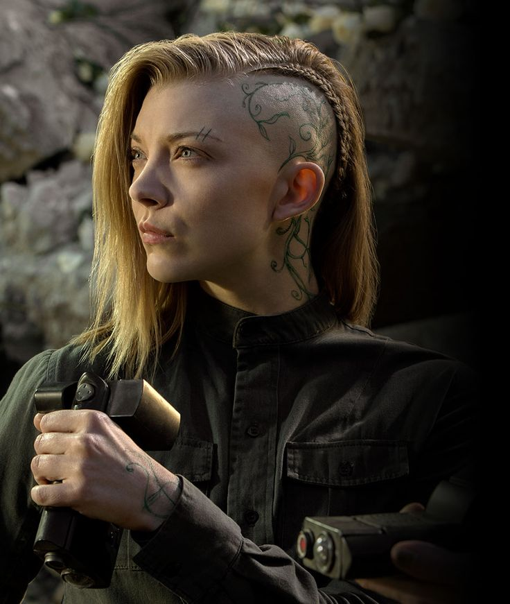 Actress Natalie Dormer is #Cressida in #TheHungerGames # ...