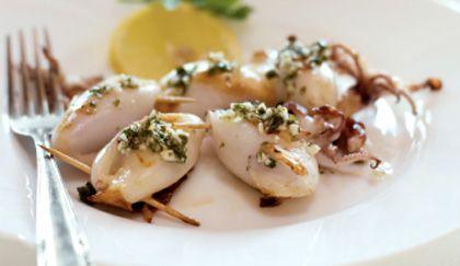 Ricette della Vigilia di Natale: calamari ripieni con pomodorini secchi e olive nere | Cambio cuoco
