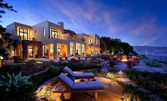 Beautiful Beach House Dream Homes Pinterest