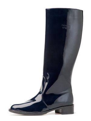 blue patent palmroth original boot