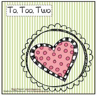 This is an adorable activity to finally teach to, too, and two!