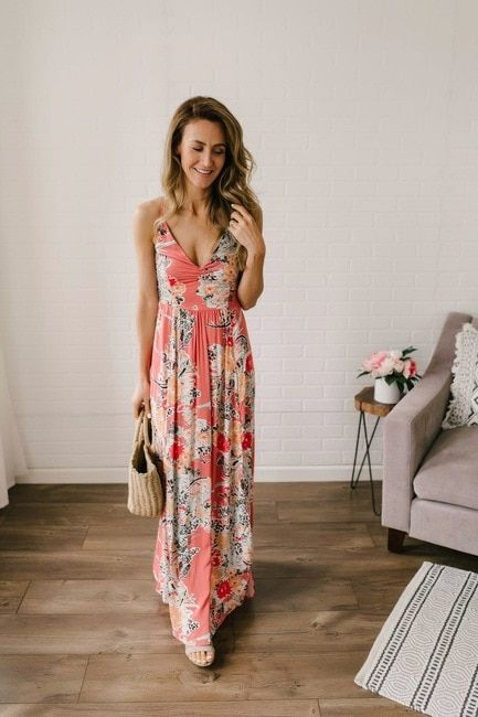 c3510c23aa53 Free People Through the Vine Maxi - Red Combo