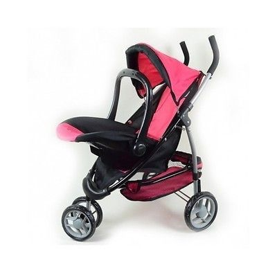 Baby Strollers Dolls Stroller Car Seat Combo Jogger Girls ...