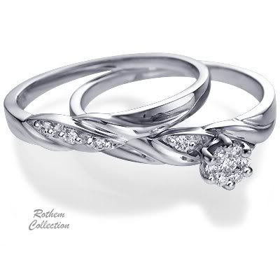 Popular wedding ring sets for her Google Search