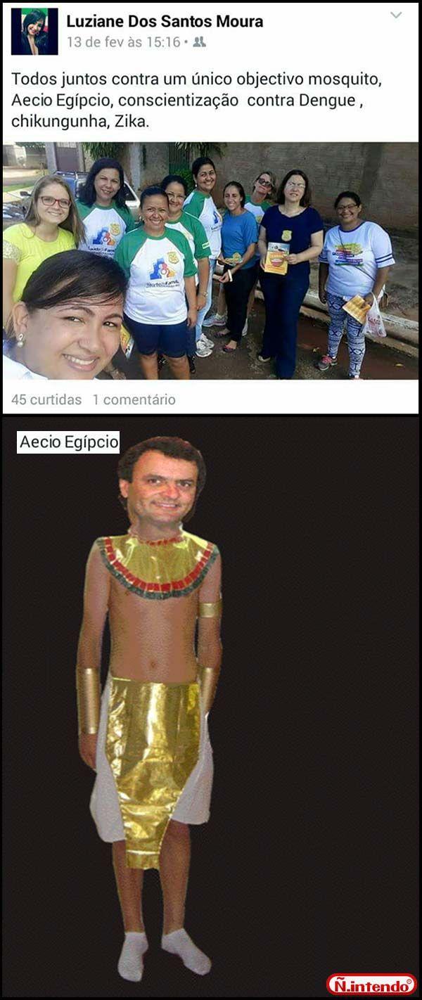 Aécio Egípcio