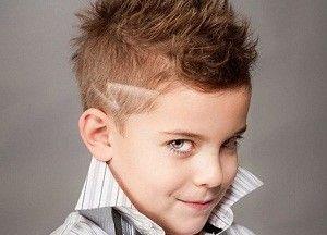 cortes de pelo modernos para nios con maquina