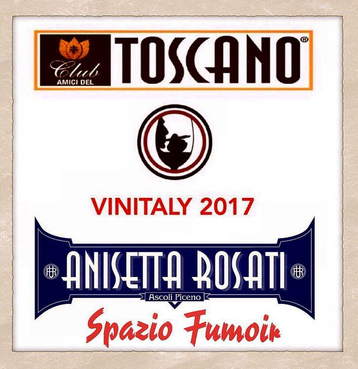 "Come to Visit Us at VINITALY  ""SPAZIO  FUMOIR""  #AnisettaRosati & #SigaroToscano #Vinitaly2017 #SpazioFumoir #ToscanoCigar #AnisettaRosati1877SelectionFumoir #Anisetta  #Anisette #ManifattureSigaroToscano #CigarLifeStyle #ClubAmicidelToscano  #AnisettaRosati1877 #RiservaLeoneXIII #AscoliPiceno  #CigarSmoking #Cigarsnob  #TheBonVivantsCompanion #CigarLovers #CigarSociety   #AnisettaRosatiRiservaLeoneXIII   #AnisettaRosatiElixirTresSec"