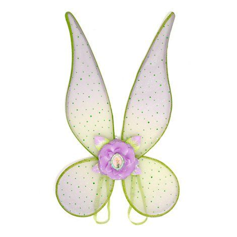Zvonilka dětský kostým křídla > varianta 2