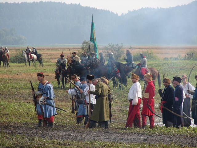 Vivat Vasa 2011/ Gniew/ - Chorągiew hetmana Tadeusza Pagińskiego
