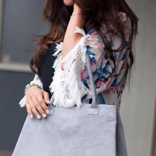 Babbo Pink kimono