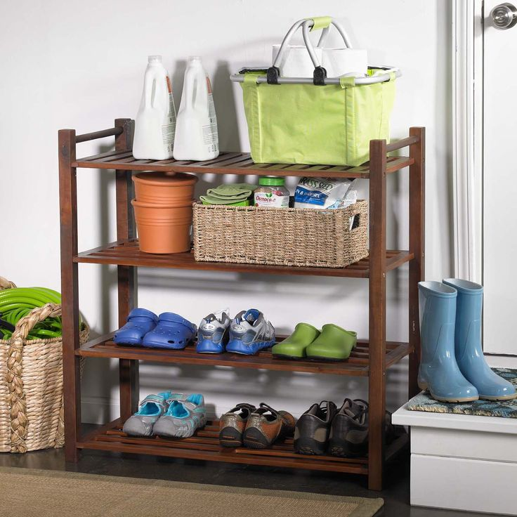 1000+ Ideas About Outdoor Shoe Storage On Pinterest