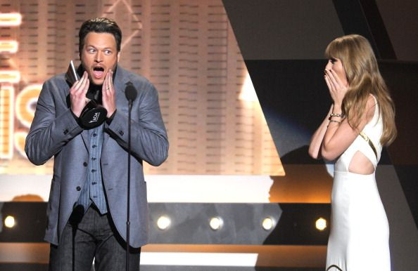 LOL!Taylor Swift, Funny Things, Taylorswift, Blakeshelton, Blake Shelton, Country Music, Taylors Swift, Surprise Face, Acme Entertainment