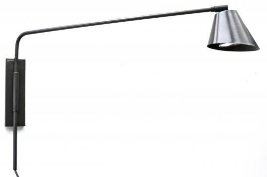 French Wall Light with long arm