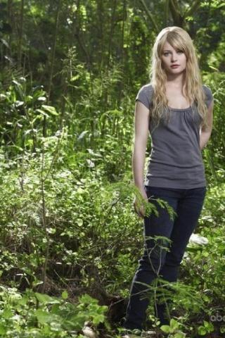 Claire Littleton.  Emilie de Ravin