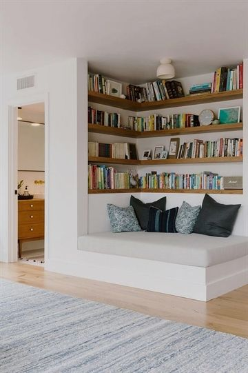 Ideas Home Library Surprisingly Cute Ideas Home Library Cheaphomedecor Minimal House Design Small Master Bedroom House Interior
