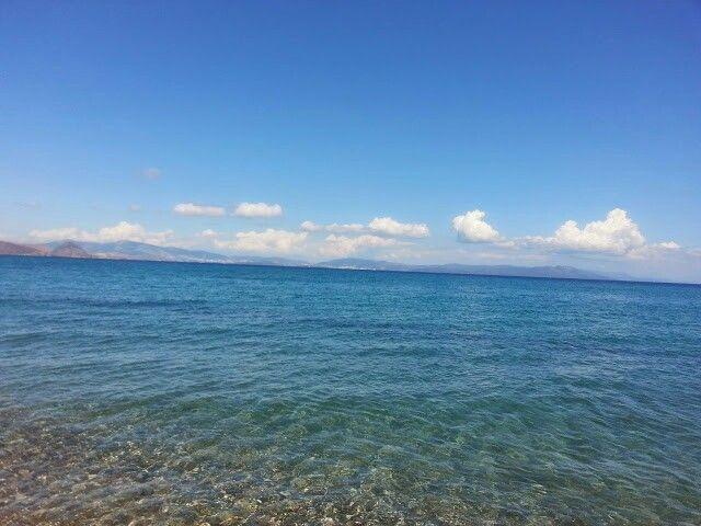 Kos island beach
