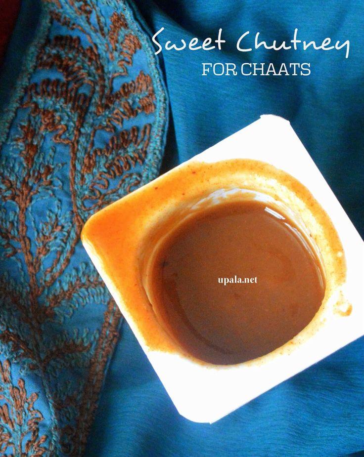 Sweet chutney http://www.upala.net/2015/04/sweet-chutneydates-tamarind-chutney-for.html