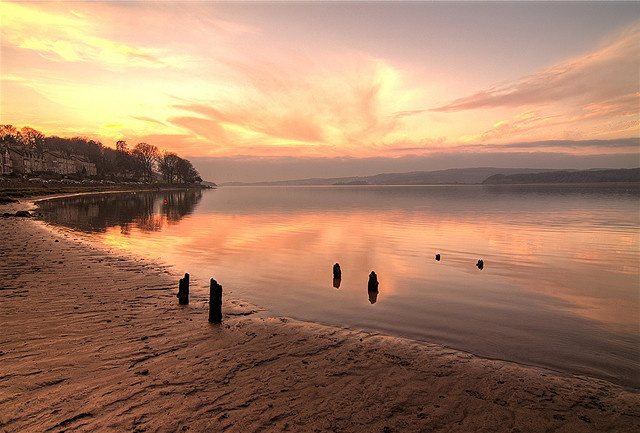 Arnside, Kent Estuary by Bay Photographic, via Flickr